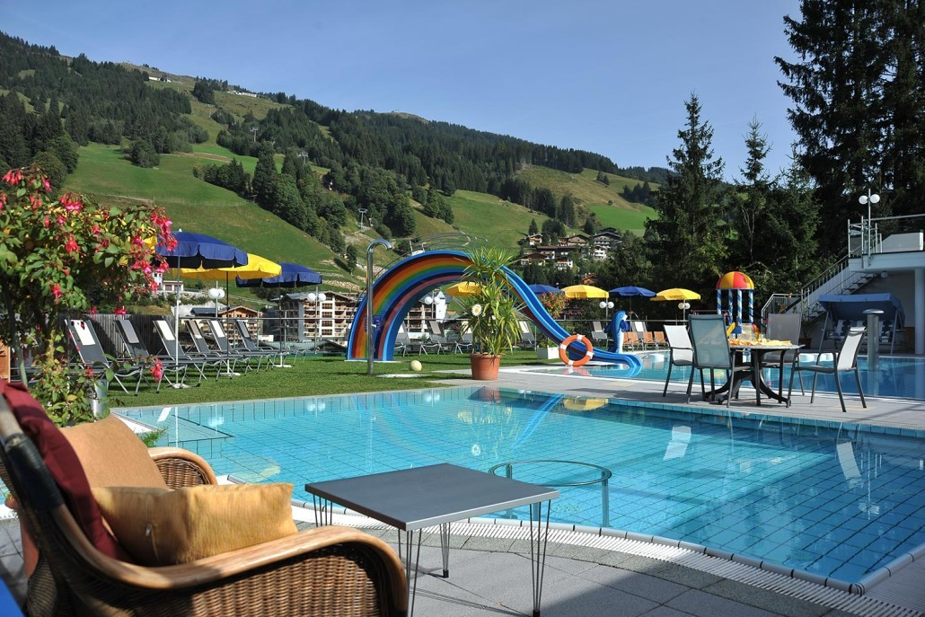 Eggers Badewelt in Saalbach-Hinterglemm