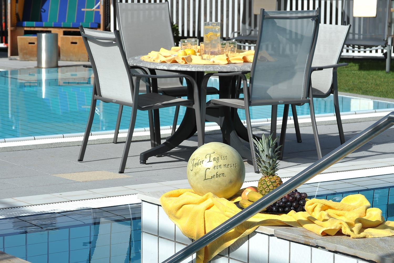 Hotel Egger Pools