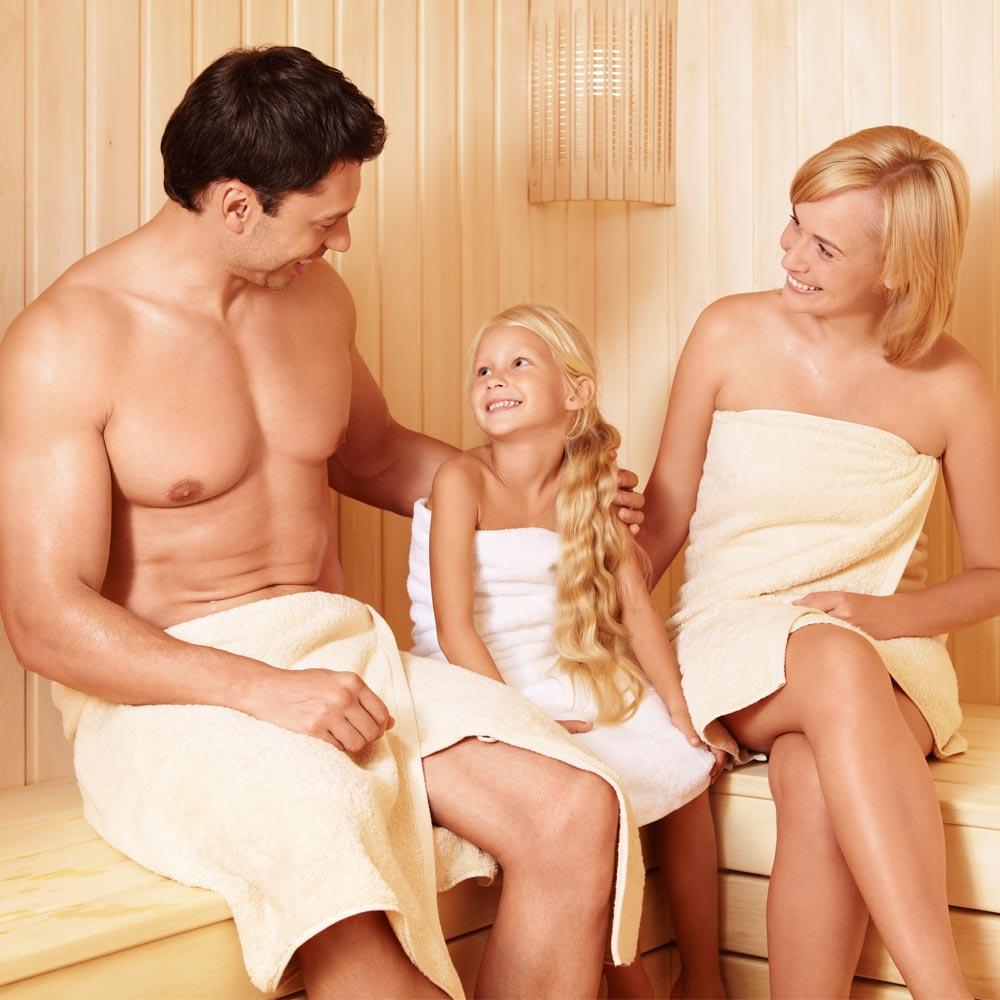 Familienwellness im Hotel Egger