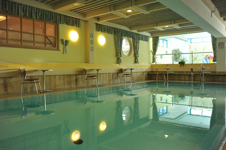 Hallenbad Hotel Egger Saalbach-Hinterglemm