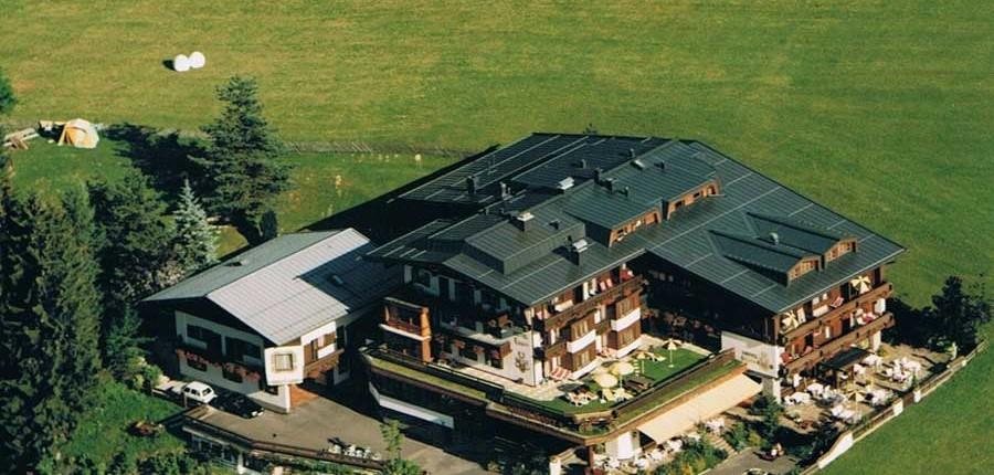 Hotel Egger im Jahre 1987