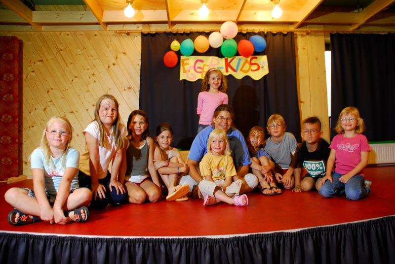 Egger Kids: Theater im Familienhotel Egger in Salzburg