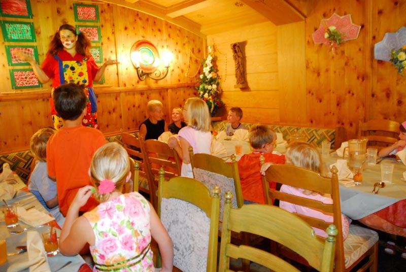 Kinderhotel im Salzburgerland: Kinderbetreuung