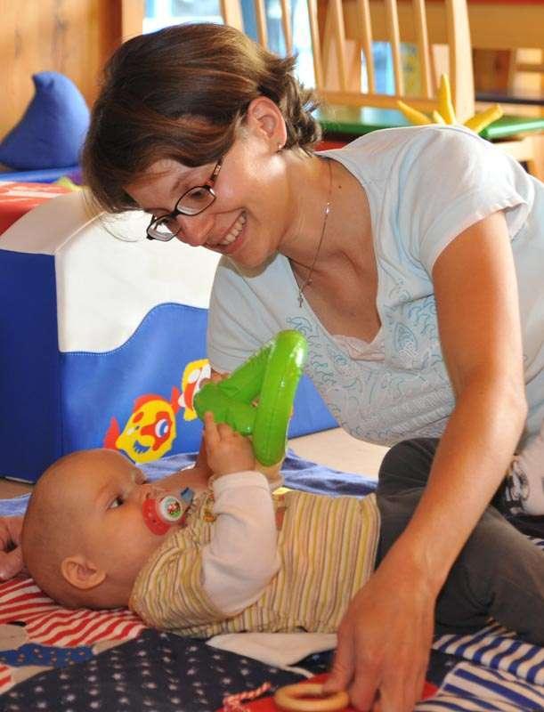 Babybetreuung im Babyhotel Egger: Ihr Urlaub in Österreich