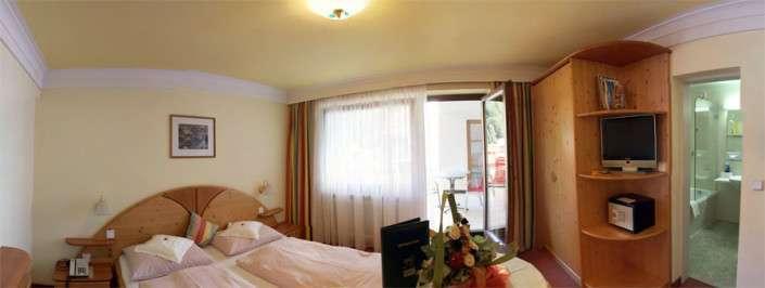 Doppelzimmer Saalbach Hinterglemm: Standard