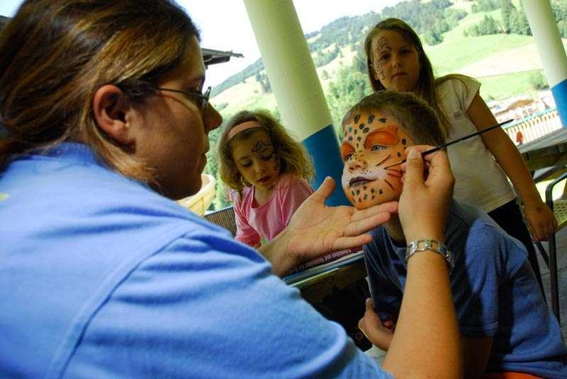 Erlebniswochen für Kids im Kinderhotel Egger Saalbach HInterglemm