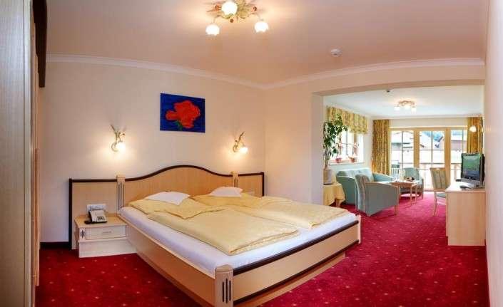 Familiensuite im Hotel Egger Saalbach Hinterglemm