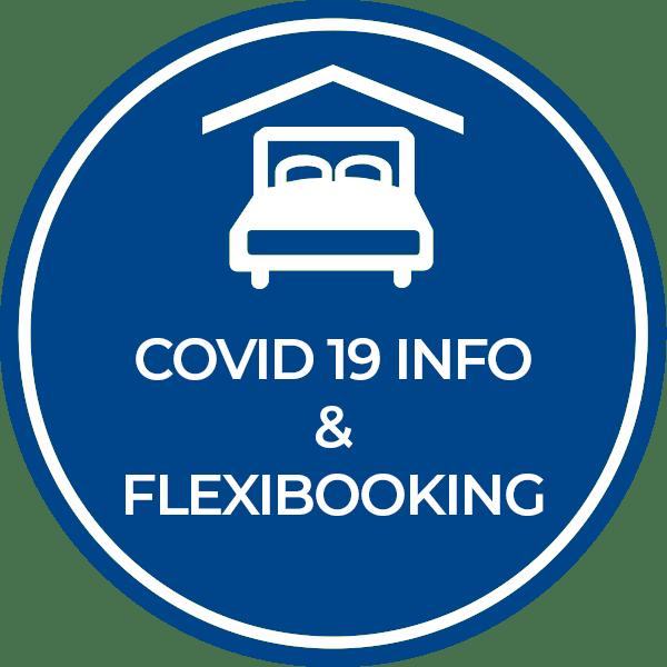 Covid Info Button